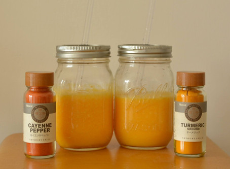 Smoothie #5 - Orange Juice Smoothie