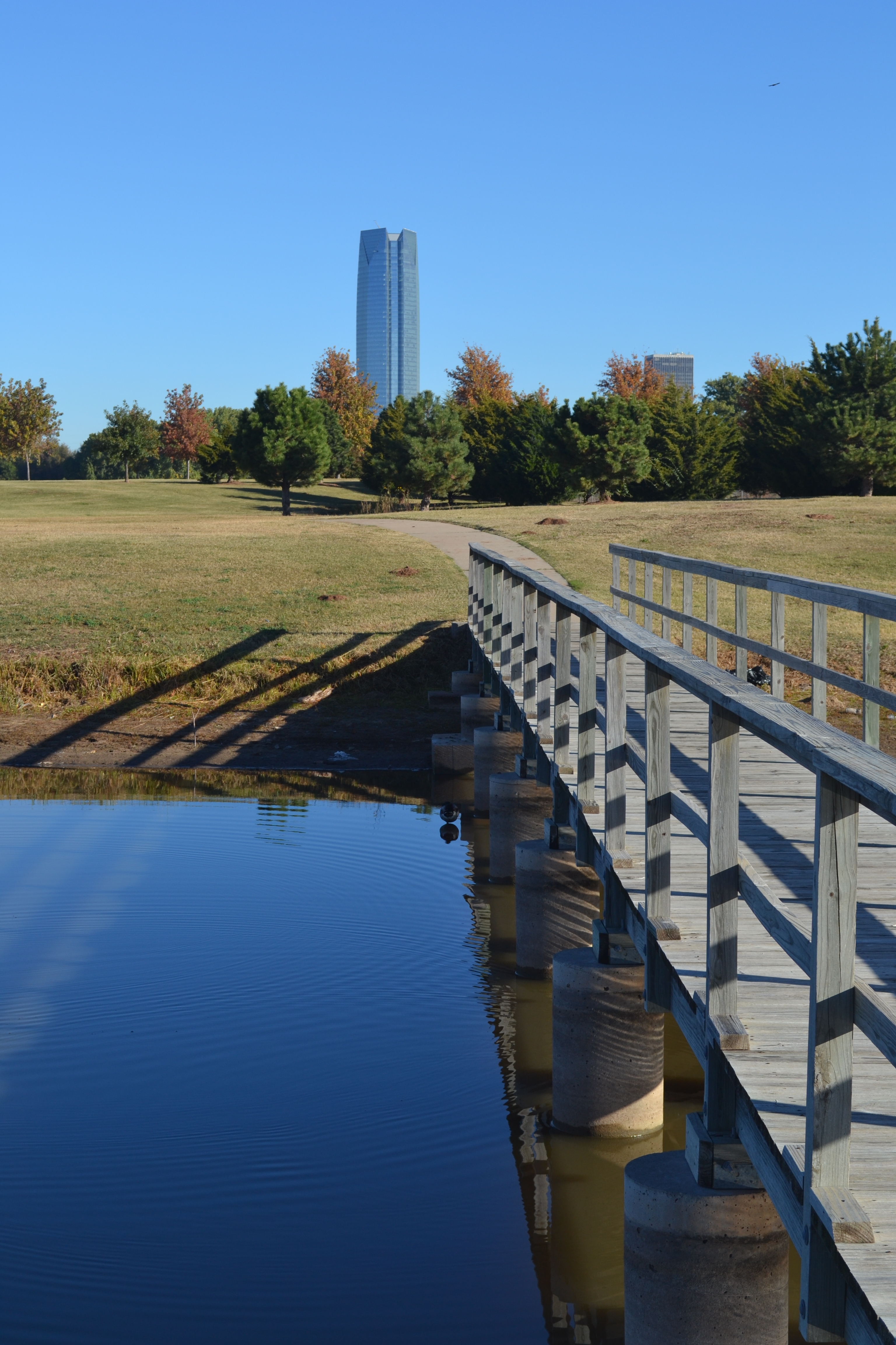 Oklahoma River Trail