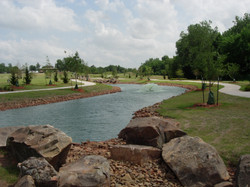 Chisholm Trail Water Feature