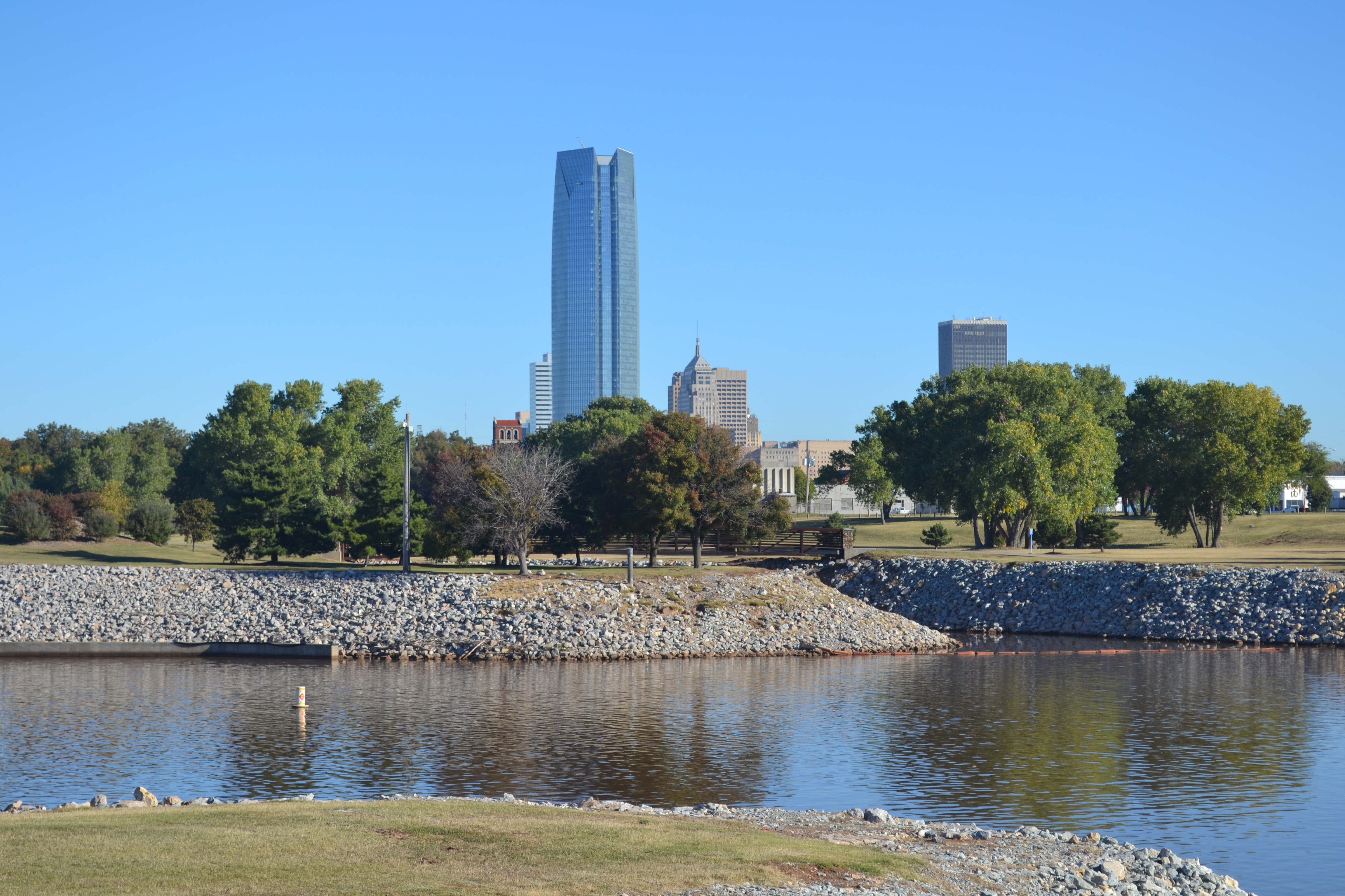 Oklahoma River Trail
