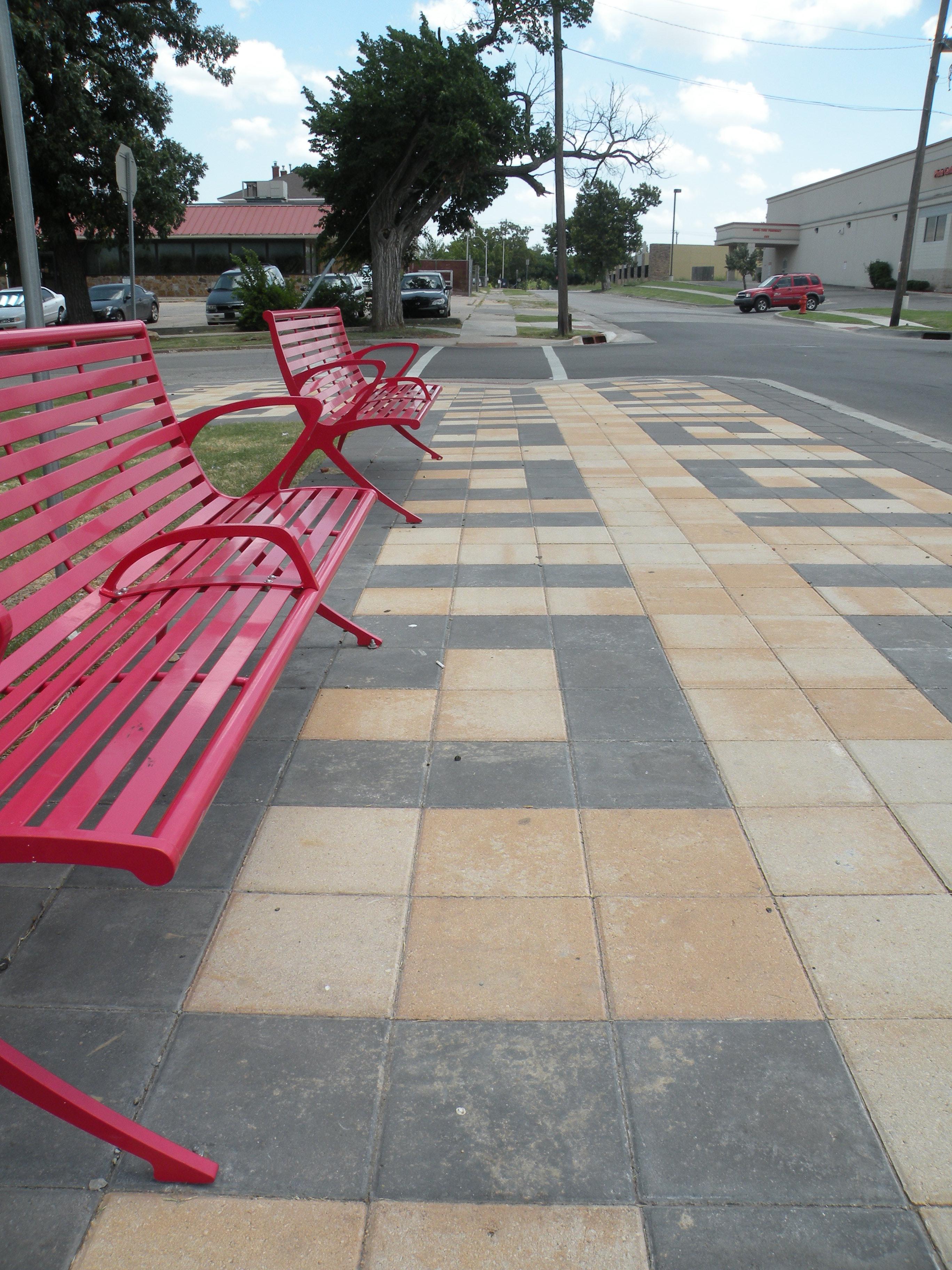 Classen Streetscape
