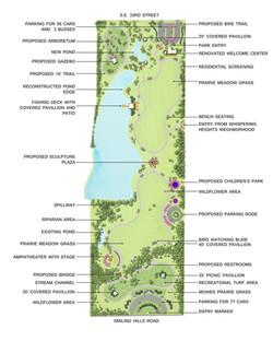 Bickham-Rudkin Park Plan