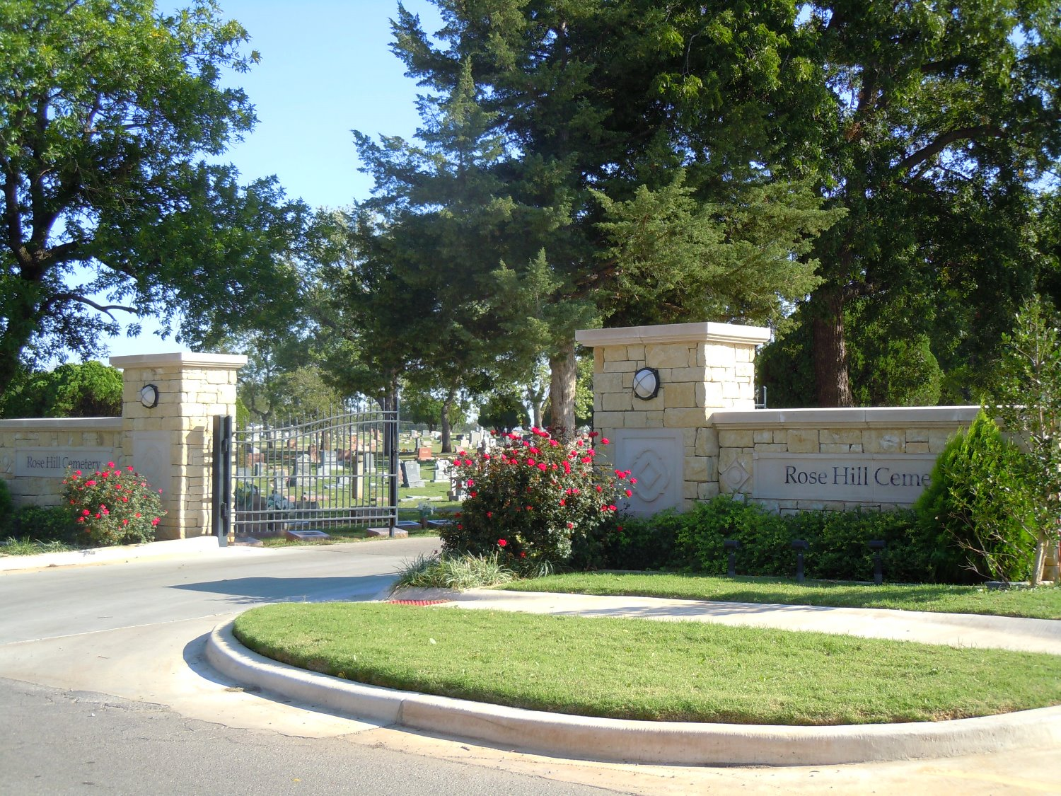 Rose Hill Cemetry