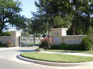Chickasha- Rose Hill Cemetery