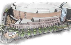 Chesapeake Arena Plaza