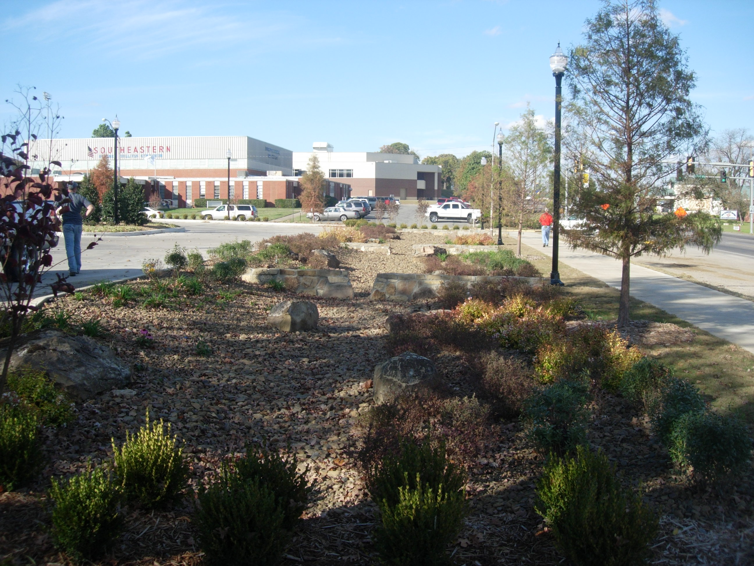 SOSU Campus Improvements