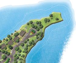 Lake Murray Lodge Plan