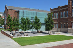 OSU Architecture Building