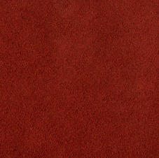 SUEDE LEATHER MAHOGANY