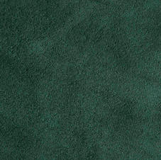 SUEDE LEATHER FOREST GREEN