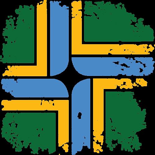 Portland Grunge Flag