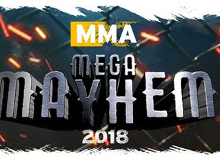 Mega Mayhem 2018