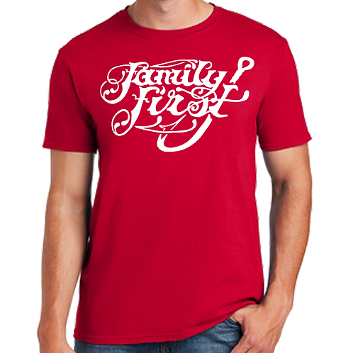 Family First Tee