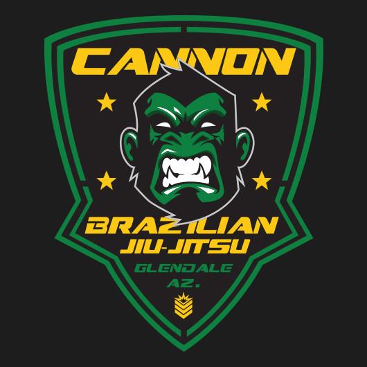Cannon Badge