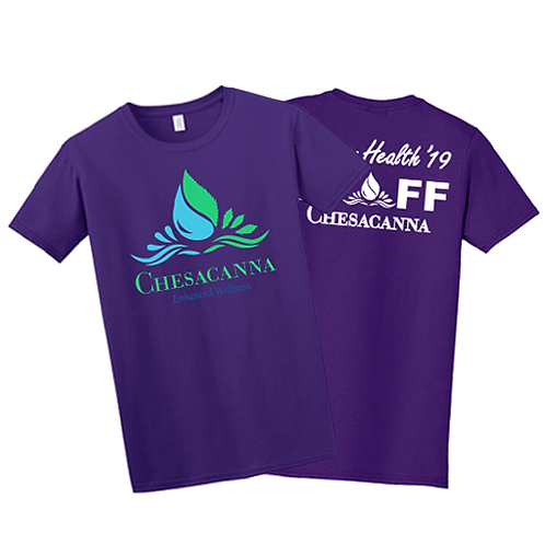 Chesacanna Staff/Event T-Shirt