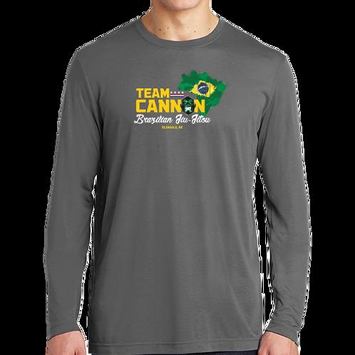 Team Cannon Long Sleeve