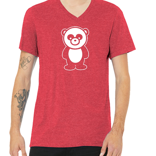 Panda Only V-Neck