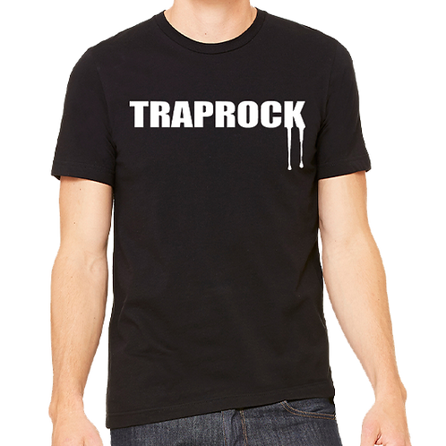 Traprock Logo Jersey Short Sleeve Tee