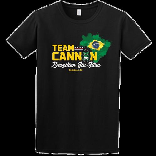 Team Cannon Cotton T-Shirt