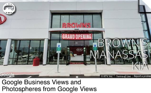 Brown's Manassas Kia