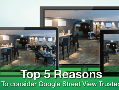 Top 5 Reasons to Have a Virtual Tour