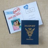 Passport to Romance - Save the Date