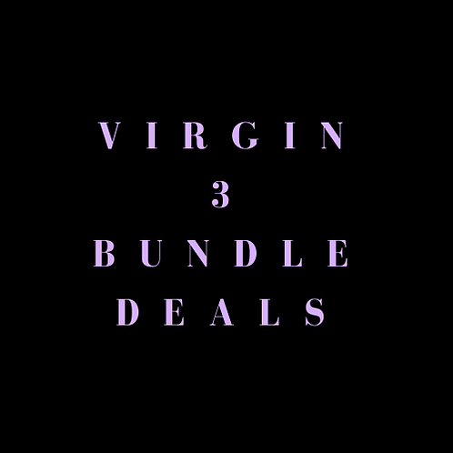 Virgin 3 Bundle Deals