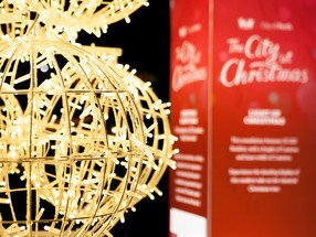 Perth City : Christmas Lights Trail 2017