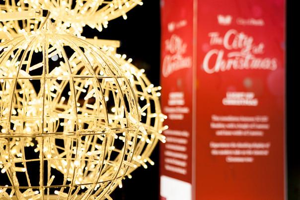 Perth City : Christmas Lights Trail 2017