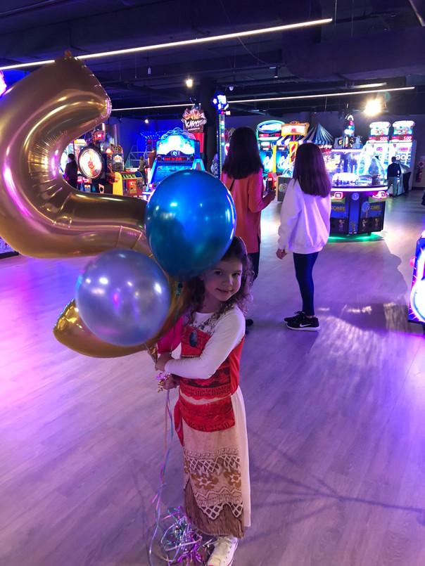 Kaleesi's 5th Birthday Party