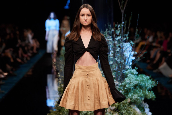 AJE : Telstra Perth Fashion Festival 2018