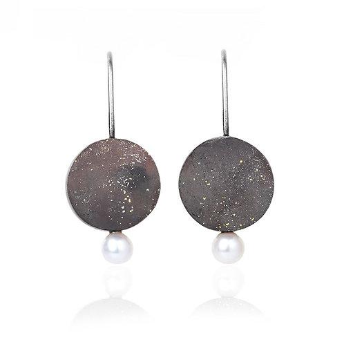 Cosmos Dangle Mini Earrings