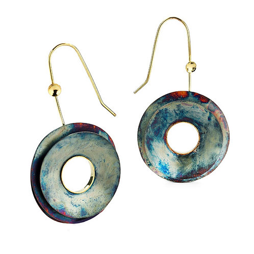 DISK Earrings I