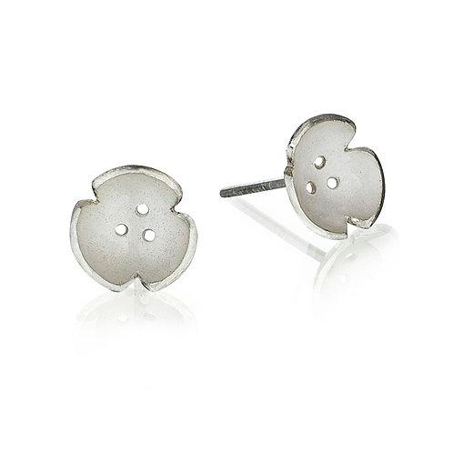 ForgetMeNot Sterling Silver Earrings