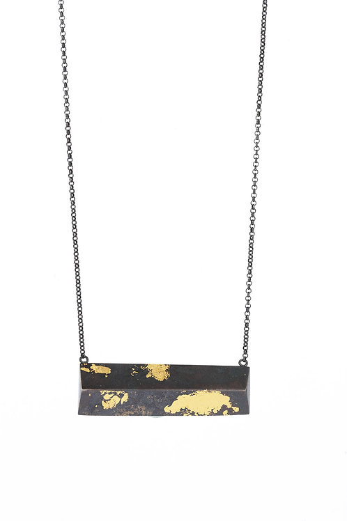 GOLDEN COLUMN Necklace