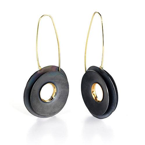 DISK Earrings III