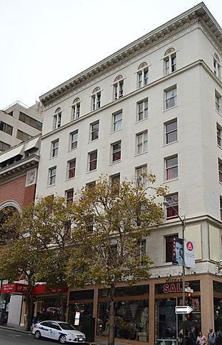SF PLAZA HOTEL San Francisco CA