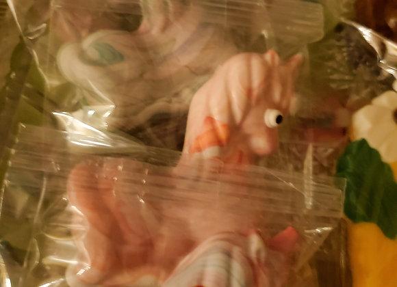 White Chocolate Swirl Unicorn