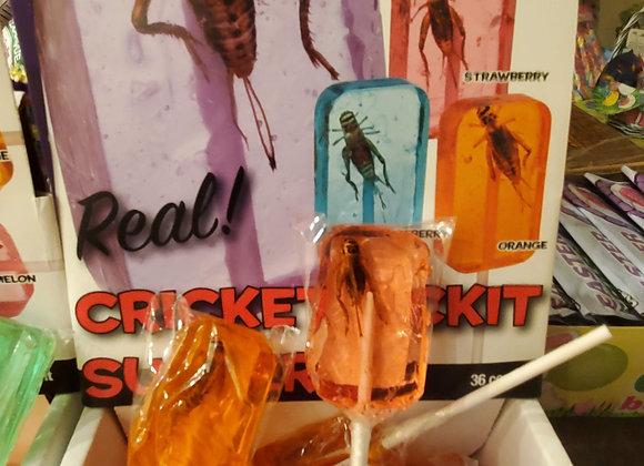 Cricket Lickit Suckers