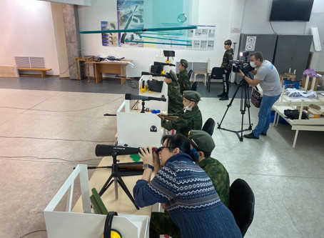 Стартовал муниципальный этап детско-юношеской военно-спортивной игры «ЗАРНИЦА»!