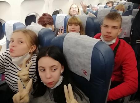 Муравленковцы в Крыму!