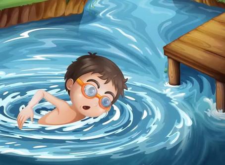 Основные правила безопасного поведения на воде.