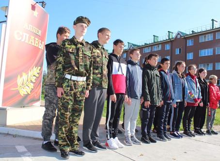 С 18 по 19 сентября состоится детско-юношеская военно-спортивная игра «ЗАРНИЦА»