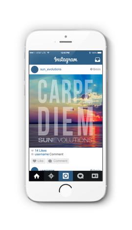 Sun Evolutions Social Media