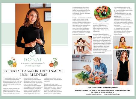 Çocuklarda Sağlıklı Beslenme- Besin Reddetme