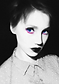 woman-in-black-and-white-polka-dot-shirt