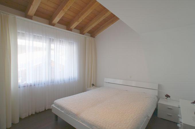 Schlafzimmer 2-Zimmerwohnung
