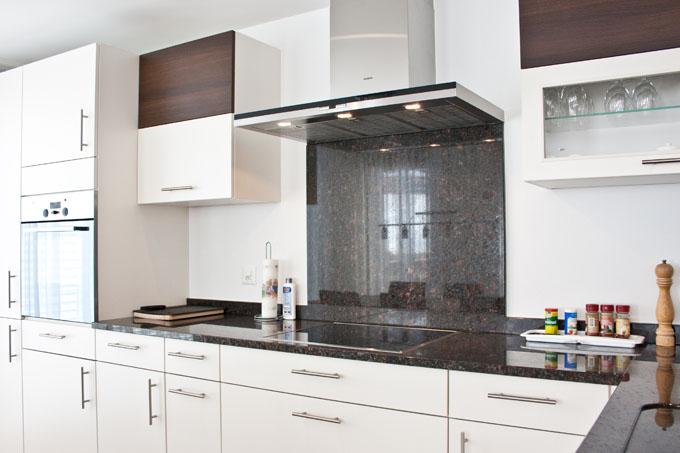 Küche 3-Zimmerwohnung