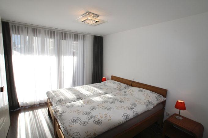 Schlafzimmer 3-Zimmerwohnung