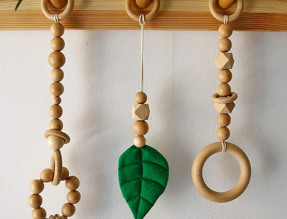 Копия Копия Forest Set For Wooden baby gym
